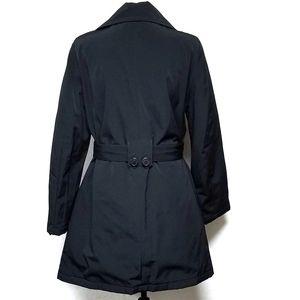 Esprit Jackets & Coats - Vintage 90s Esprit Black  Quilted Sherpa Jacket M